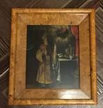 Икона Святого Николая. в киоте, фото №2