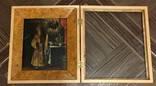 Икона Святого Николая. в киоте, фото №3