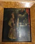 Икона Святого Николая. в киоте, фото №10