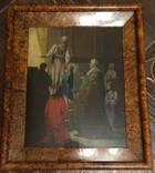 Икона Введение Пресвятой Богородицы в Храм. в киоте, фото №2