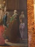 Икона Введение Пресвятой Богородицы в Храм. в киоте, фото №7