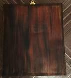 Икона Введение Пресвятой Богородицы в Храм. в киоте, фото №8