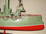 Масштабная модель Крейсер Аврора. (Длина 115 см.), фото №4
