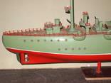 Масштабная модель Крейсер Аврора. (Длина 115 см.), фото №5