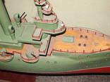 Масштабная модель Крейсер Аврора. (Длина 115 см.), фото №7