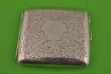 Портсигар.Серебро 925. Англия., фото №2