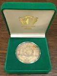 Медаль 10 лет ЦИК (ЦВК), фото №2