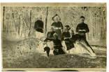 Семья царского генерала. Негативы фотографий. 93 ед. photo 10