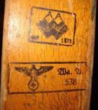 Полевой штабной стол вермахт, фото №6