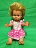 Кукла резиновая, СССР, фото №2