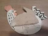 Курица Бумага СССР, фото №3