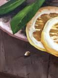 Натюрморт с лимонами, 40*50 см photo 2