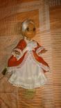 Кукла Леночка (ссср) 20 см