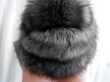 Шапка чернобурка photo 5