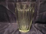 Вазочка стекло, 15 см, фото №3
