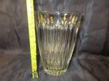 Вазочка стекло, 15 см, фото №5