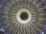 Вазочка стекло, 15 см, фото №7
