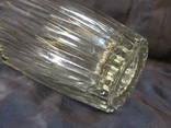 Вазочка стекло, 15 см, фото №8
