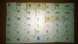 Много конвертов, фото №4
