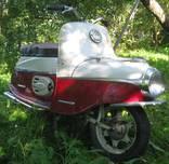 Мотороллер Cezeta 501/03 1959г.