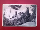 """Открытка """"Burg Thurandt"""" (подписана 13.02.1944г), Германия photo 1"""
