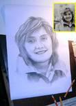 Портрет карандашом по фотографии. photo 2