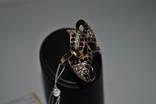 Золотое кольцо 585 проба новое. photo 3