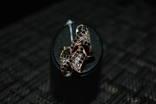 Золотое кольцо 585 проба новое. photo 8