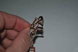 Золотое кольцо 585 проба новое. photo 9