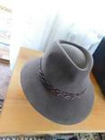 Шляпа мужская фетровая photo 1