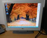 Монитор LG 15 с1грн (без резерва) photo 1