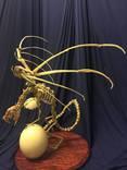 Скульптура «Кадавр I. Хранитель времени», фото №2