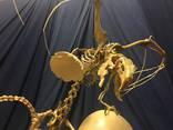 Скульптура «Кадавр I. Хранитель времени», фото №6