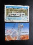 Австралия. 2 марки.  гаш, фото №2