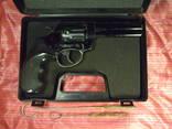 Револьвер под патрон Флобера, в кейсе. photo 2