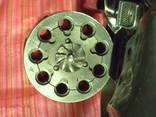 Револьвер под патрон Флобера, в кейсе. photo 12