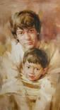 Портрет, живопись на заказ. Работа на холсте, маслом от Яны Голубятниковой. photo 3
