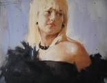 Портрет, живопись на заказ. Работа на холсте, маслом от Яны Голубятниковой. photo 5