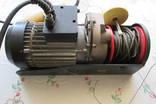 Електролебедка 500кг photo 6