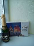 Набір Шампанське оригінальне RIGAS Та Цукорки RIGA Латвія photo 3