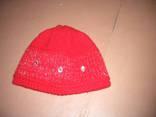 Женская зимняя шапка photo 1
