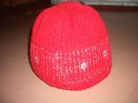 Женская зимняя шапка photo 3