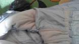 Продам зимний серый пуховик на девочку photo 6