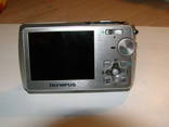 Olympus MJU 760 Light Silver photo 2