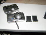Olympus MJU 760 Light Silver photo 8