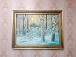 Зимний пейзаж photo 2