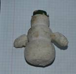 Снеговик из  папье маше, фото №3