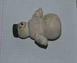 Снеговик из  папье маше, фото №5