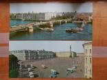 """Набор больших фотооткрыток """"Ленинград"""". (для желающих совершить путешествие в прошлое), фото №6"""