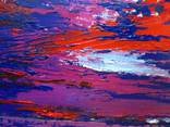 Возний В. Картина Море і маки. Олія полотно 40х50 photo 4